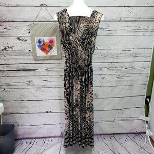 Magic  Comfortable Stretchy Maxi Dress - 3X